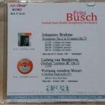 クラシックの指揮者 フリッツ・ブッシュ 忘れられぬ名指揮者