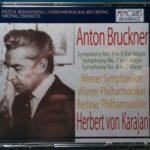 カラヤンの名盤 ブルックナー第5番 ウィーン響時代の凄演