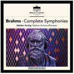 ブラームスの交響曲全集 ヘルビッヒの伝統的な響きで癒されませんか
